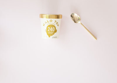 Halo Top Pink